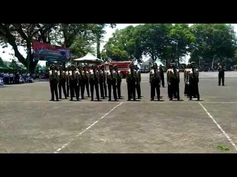 HUT TNI ke 74 2019, Alhamdulillah SMK KEHUTANAN NEGRI MAKASSAR JUARA 2