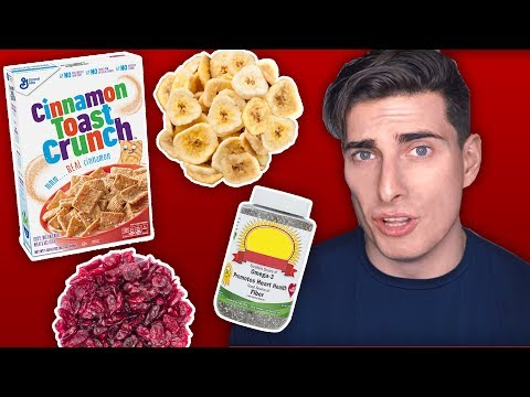 Best Foods to GET BIG as a Skinny Guy | Help for Hardgainers