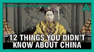 China - Historical Facts