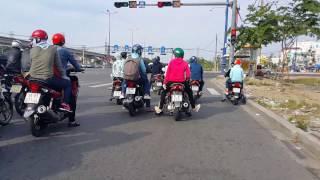 Sài Gòn, đi  Xa Lộ Biên Hòa , Qua Thủ Đức , Mùng 1, Tết Đinh Dậu