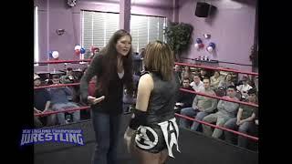NECW Legendary Ep 7 - Malia Hosaka Comes To World Women's Wrestling