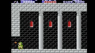 Zelda II Candle Despawn