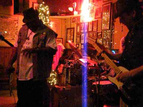 The Bush League - Can Of Gas & A Match (Live at Poe's Pub 11.30.13)