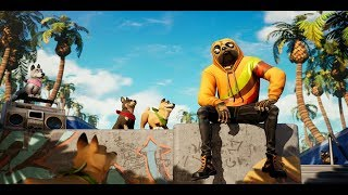 Secret BattleStar Loading Screen 3 - Fortnite Season 9 Week #3