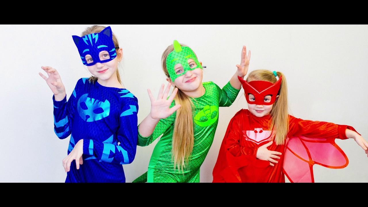 PJ Masks  Costumes