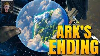 ARK STORY ENDING! - INTENSE OVERSEER BOSS FIGHT - Ark Survival Evolved Ending Boss Fight(Update 267)