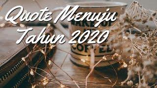 Quote dan Ucapan Menarik Menuju Tahun Baru 2020