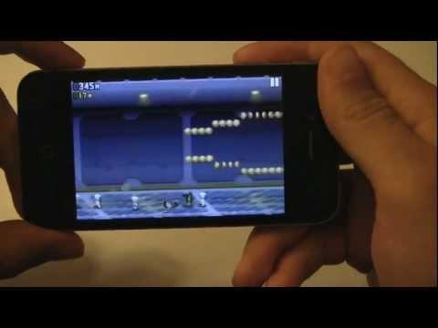 Jetpack Joyride iPhone App Review