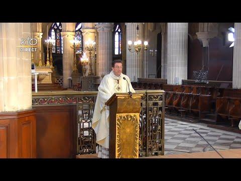 Messe du 23 juillet 2021 à Saint-Germain-l'Auxerrois