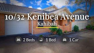 10/32 Kenibea Avenue, Kahibah