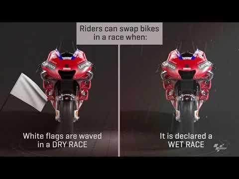 マシンチェンジの方法の新レギュレーションが確定 MotoGP 2021 第5戦フランス