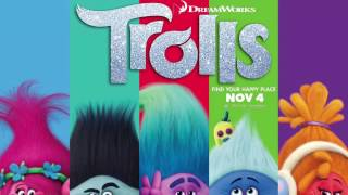 Trolls 2016 Cast Move Your Feet dance It's a Sunshine Day (Audio)