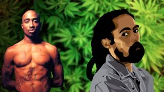2pac ft. Damian Marley - Road to zion(Remix)