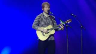 Friends - Ed Sheeran Live (Berlin 14.11.2014)