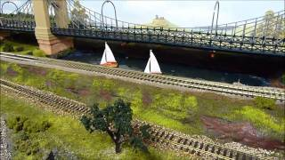 Dave`s Model Railway Completed ??