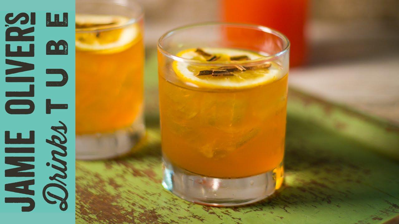 A Scotchwork Orange featuring World of the Orange