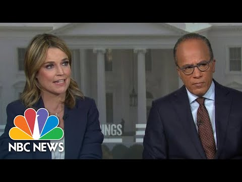 Sondland Being Careful To Not Get 'Knocked With Perjury' | NBC News