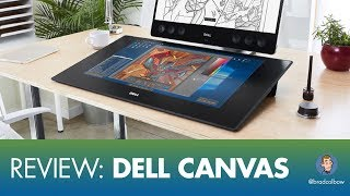 Dell Canvas Review