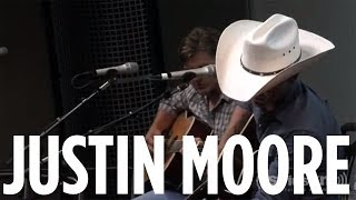 """Justin Moore """"Small Town USA"""" // SiriusXM // The Highway"""