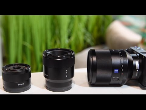 Sony 50mm f2.8 Macro - E Mount