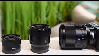 Sony 50mm f2.8 Macro - E Mount