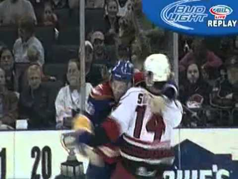 Brett Sutter vs. Mike Angelidis
