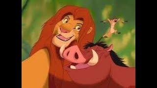 """Кабан Пумба из """"Король лев"""", ч.1.  Boar Pumbaa from the """"Lion King"""", р.1."""