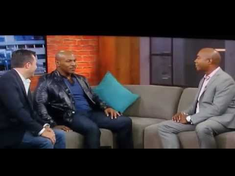 Mike Tyson Swears On TV Interview