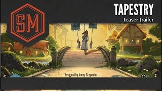 Picture of a game: Tapestry