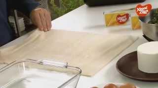 Πώς γίνεται η τέλεια πίτα με φύλλο κρούστας!