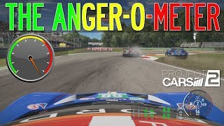 Breaking The Anger-O-Meter! (Project CARS 2)