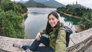 "HONG KONG's ""secret"" drone location - Tai Tam Country Park"