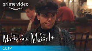 The Marvelous Mrs. Maisel - Clip: Advice   Prime Video