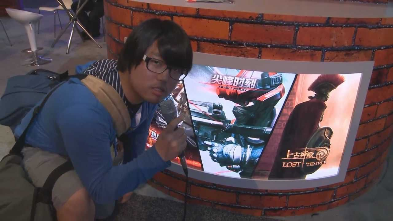 This Was Not E3's Busiest Booth