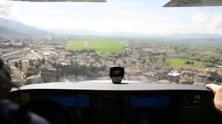 preview picture of video 'Landing Foligno'