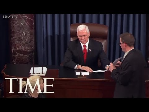 Senate Republicans Pass Massive Tax Reform Bill | TIME
