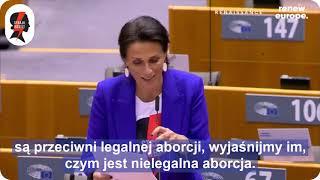 Polki mają dość! Europejki mają dość! Parlament Europejski ma dość!
