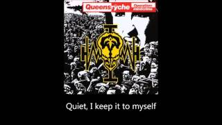 Queensryche - Breaking The Silence (Lyrics) - YouTube