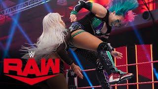 Liv Morgan vs. Asuka: Raw, April 6, 2020