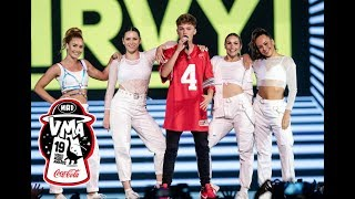HRVY   Personal   Mad Video Music Awards 2019 By Coca Cola