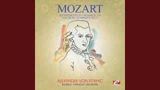 "Divertimento in F Major, K. 138 ""Salzburg Symphony No. 3"": I. Allegro"