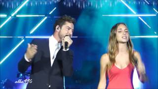 David Bisbal  -Ruido-  Tarragona (07/07/2017)