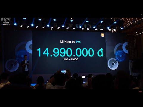 Xiaomi Mi Note 10 Pro giá tới 15 triệu - Toang rồi ông giáo ạ!