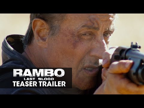 Movie Trailer: Rambo: Last Blood (0)