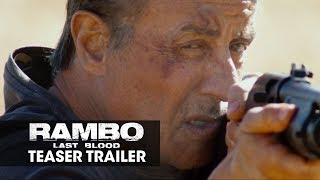 Rambo: Last Blood - Official Teaser