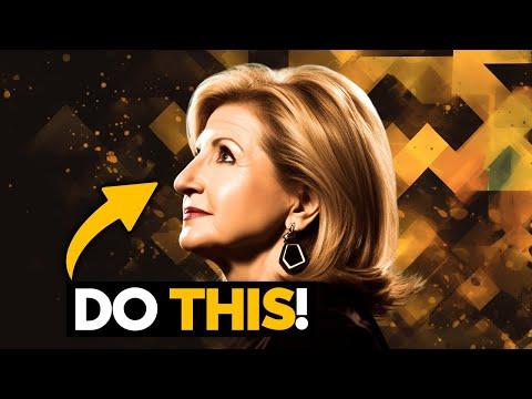 Arianna Huffington's Top 10 Rules For Success (@ariannahuff)