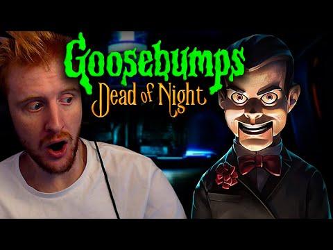 Gameplay de Goosebumps Dead of Night