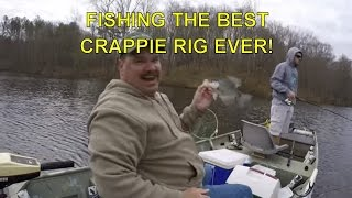 "Fishing the Best Crappie Rig EVER! - Going ""Catching"""
