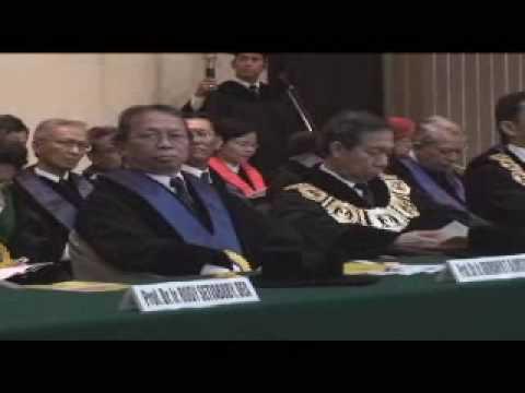 Pengukuhan Guru Besar Tetap- Prof. Dr. Ir. Rudy Setiabudy, DEA, FTUI