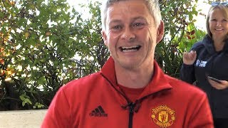 Exclusive Interview With Ole Gunnar Solskjaer - Speaks On Pogba, Sanchez, Sir Alex, Transfers & More